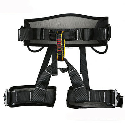 Pro Half Body Tree Carving Fall Protection Rock Climbing Rappelling Harness Gear