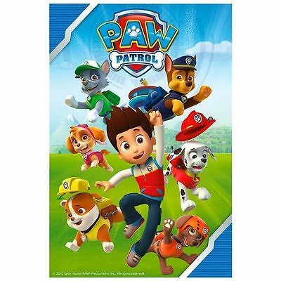 Paw Patrol Fleece Blanket - Officially Licensed - Super Soft New Design