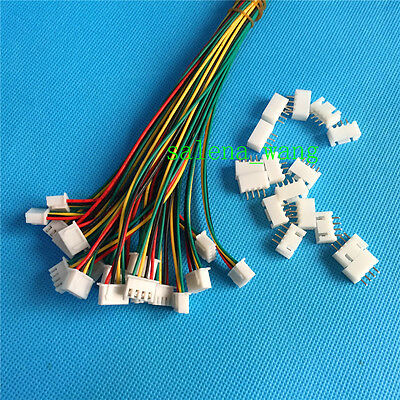 10 PCS 3S1P Balance Charger Cable Wire JST XH Connector Adapter Plug