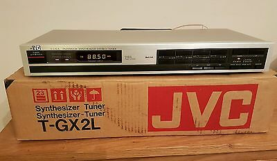 JVC T-GX2l digital tuner. Mint in box
