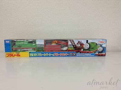 Takara Tomy TS-17 Plarail Percy and Rocky Thomas from Japan NEW