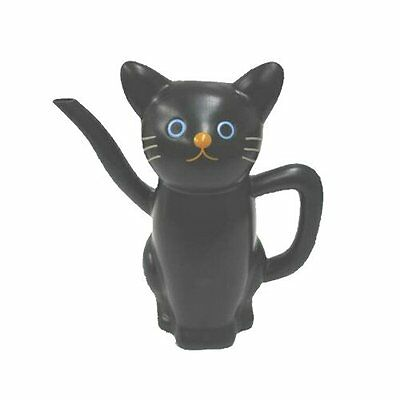 Brand new Cute Cat Watering Can Black