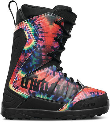 ThirtyTwo 32 Sample Lashed Snowboard Boots Tie Dye 2017 UK 8