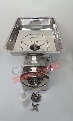 Commercial 32 Stainless Steel Meat Mincer