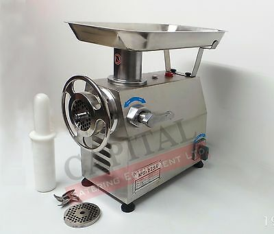 Commercial 22 Stainless Steel Meat Mincer