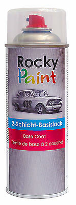 Car paint spray. Base coat 400ml. All solid and metallic colors. All car brands.