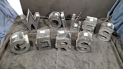 LED Channel Letters Bldg sign in/outside decor wedding nursery man cave dorm
