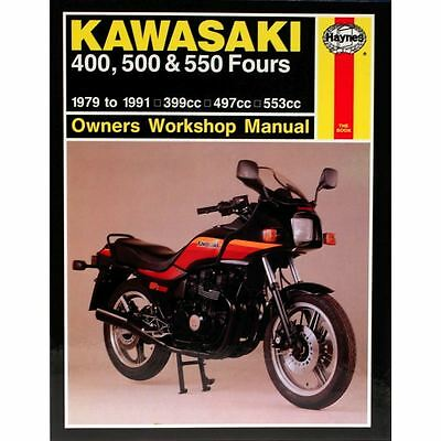 Manual Haynes for 1982 Kawasaki Z 400 J2
