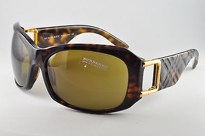 Burberry BE 4037 300273 Tortoise Womens Sunglasses