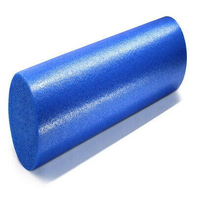 EVA Soft Dot Foam Roller for Muscle Therapy and Balance Exercises, 30 cm x 15 cm