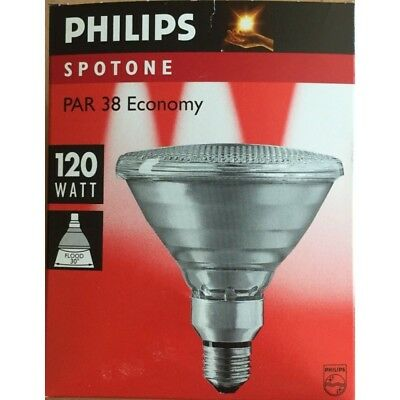 Philips Spotone Par38 230V E27 Es 30° Flood 120 Watt Mdo. 600417