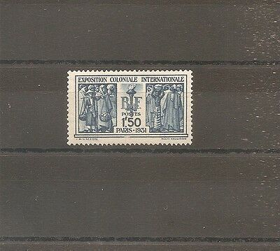 Timbre France Frankreich 1930 N°274 Neuf** Mnh