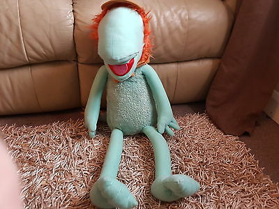 fraggle rock large size boomer soft toy