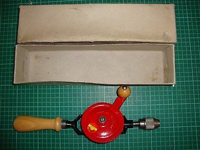 Chapman Tools Stanley No 103 Hand Drill Vintage hand tool 1/4 inch 6mm Sheffield
