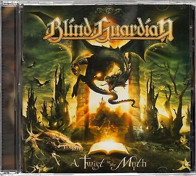 Blind Guardian / A Twist In The Myth Usa Cd Oop