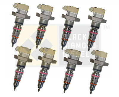 Black Diamond 99.5-03 Ford 7.3 Powerstroke Replacement Set of AD Injectors