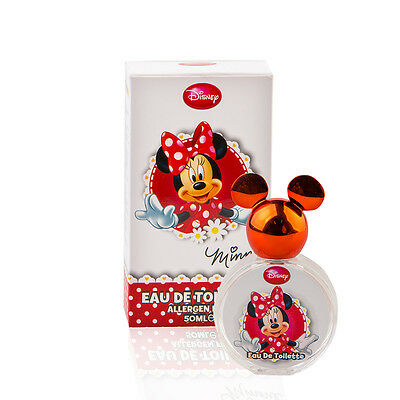 Minnie Mouse Children's fragrance 50ml eau de toilette *Allergen Free* Newi Box
