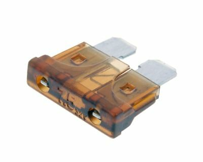 Fuse fusibile a lama 19,2mm 7.5A marrone