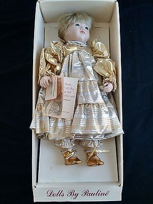 """Dolls By Pauline - """"Princess and the Frog"""" - Mary Ltd. 910024/987 - No. 354 -18"""""""