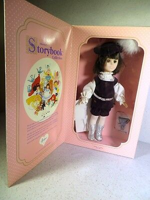 "Effanbee Doll 10"" Storybook Collection Prince Charming"
