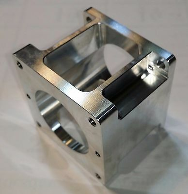 Nema 23 Stepper Motor Mount - CNC Mill, Lathe, Router, Plasma, 3D Printer - USA