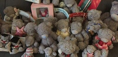 Over 30 TATTY TEDDY ME TO YOU BEAR Huge BUNDLE!!! Priced To Sell Set Collection