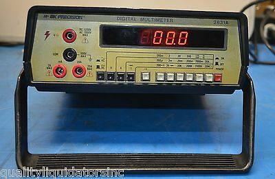 BK Precision Digital Multimeter 2831A ++