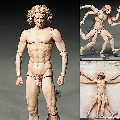FREEing figma - The Table Museum: Vitruvian Man