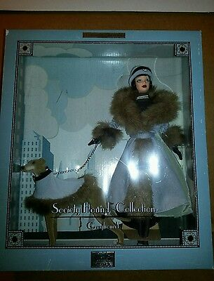 Limited Edition Barbie Society Hound Collection Greyhound
