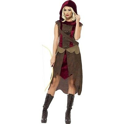 Costume chasseuse medievale elfe