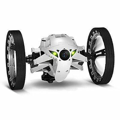 Parrot Jumping Sumo Minidrone (WiFi, Wide Angled Kamera) weiß