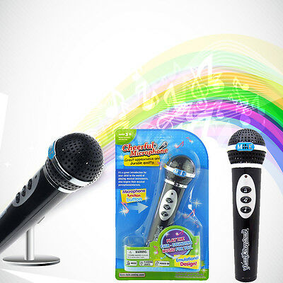 Microphone Singing Funny Gift Music Toy Birthday Gifts For Kids Girls Boys