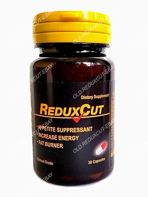 Reduxcut 100% Original Best Weight Loss Strong Appetite Suppression Gives Energy