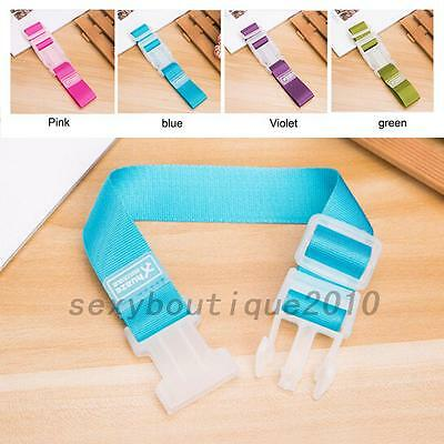 New Travel Luggage Hanging Buckle Holder Luggage Strap Belt Anti-lost Clip