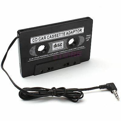 Adaptador De Cassette MP3 Cinta Reproductor para la Radio del coche aux cd car