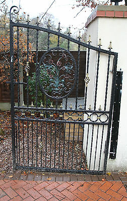 Pair Of Stunning Wrought Iron Gates / Drive Way Gates - Used
