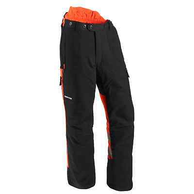 """STEIN KRIEGER """"EXTREME"""" Chainsaw Trousers Design """"A"""" - Size L"""
