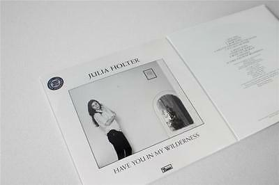 JULIA HOLTER   Have You In My Wilderness   Numbered & Signed Deluxe Vinyl LP  