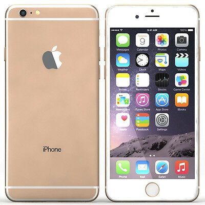 Apple iPhone 6 Gold 5C White 16GB - 64GB Factory Unlocked 4G Smartphone