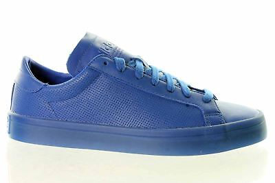 premium selection af5b2 64576 adidas Courtvantage Adicolor S80252 Mens Trainers~Originals~SIZE UK 3.5 TO  7.5