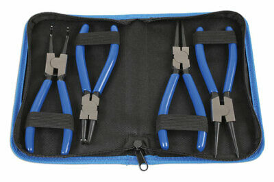 Laser Tools 6685 Circlip Plier Set 4pc