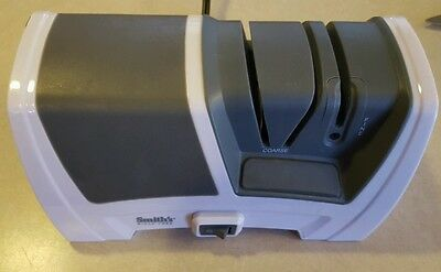 Smith's 2-Stage Electric Knife Sharpener Model 50127