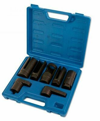 Laser Tools 3750 Lambda Sensor Socket Set - 7pc