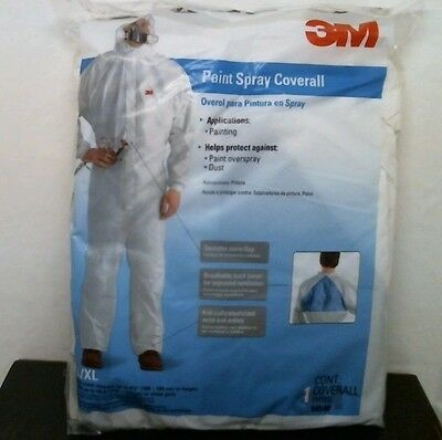 3M 94540 Paint Spray Coverall, Size L/XL, FREE SHIPPING