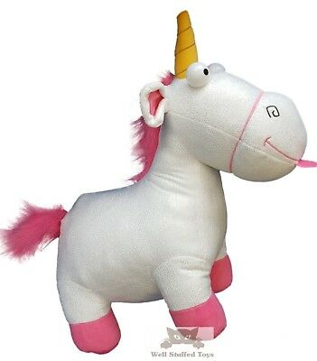Minions Despicable Me Large  Sparkle Unicorn Agnes Fluffy - Plush Soft Toy 60 cm