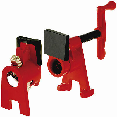 """BESSEY TOOLS INC - 3/4"""" H-Style Pipe Clamp"""