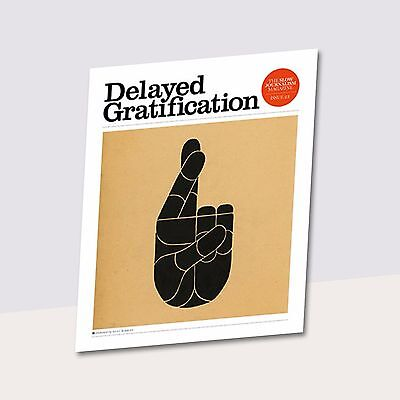 Delayed Gratification Magazine Issue 23 (new)