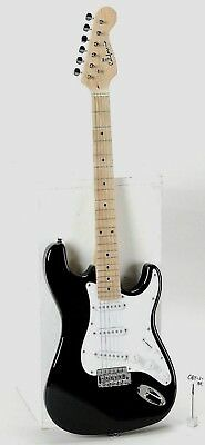 Full Size Electric Guitar , Black, CGT-1-BK