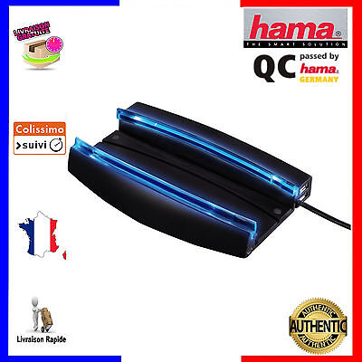 "HAMA 115470 Support ""Bluelight"" pour Sony PS3 Super Slim"