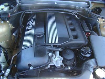 Bmw 3 Series Engine / Motor 330Ci 3.0Ltr Petrol Coupe, M54, E46, 09/00-07/06
